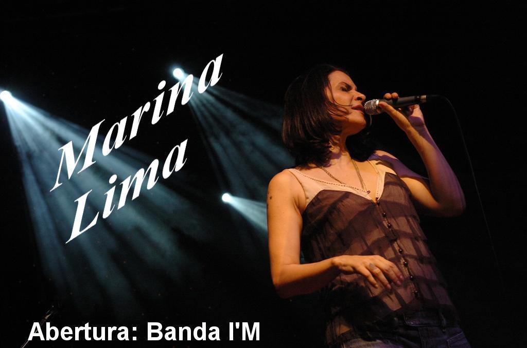 Marina Lima - Deixe Estar